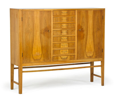 Attributed to Ole Wanscher, 'Ole Wanscher (Attr.) Cabinet', 1940s/1950s