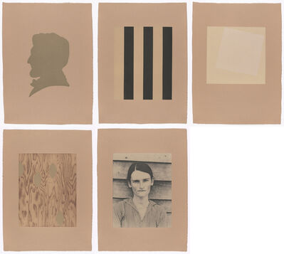 Sherrie Levine, 'Barcham Green Portfolio 1-5', 1986