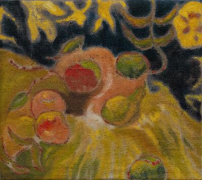 Darby Milbrath, 'Still Life with Apples', 2020