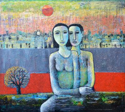 Nabil Anani, 'Lovers', 2012