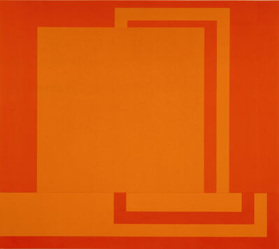 Peter Halley, 'Isolation Confirmed (PHP 89-07)', 1989