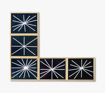 Hyland Mather, 'Five Stars', 2018