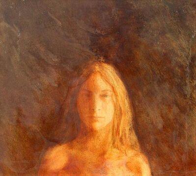 Hugh Mackenzie, 'Portrait of a Young Woman', 1975