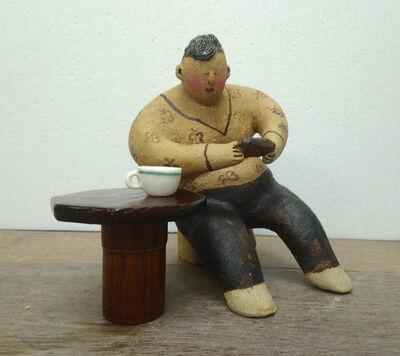 Rosanna Li, 'Seated woman', 2009