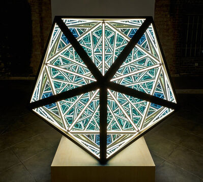 Anthony James, 'Portal Icosahedron', 2017