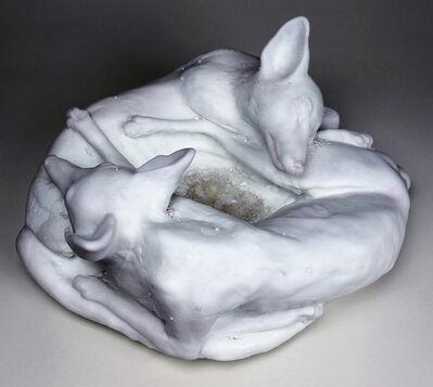 Sibylle Peretti, 'Urban Foxes', 2016