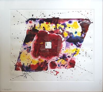 Sam Francis, 'Untitled (SF/6-012)', 1976