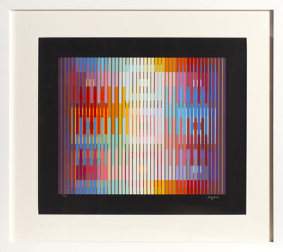 Yaacov Agam, 'untitled ', ca. 1980