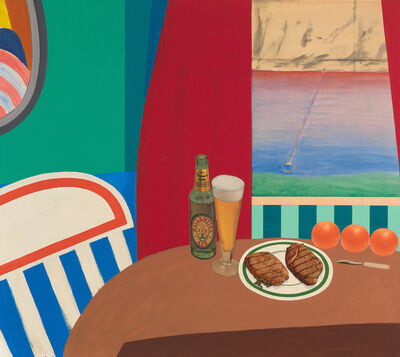 Tom Wesselmann, 'Still LIfe #8', 1962