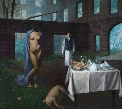 Robert Zeller, 'The Waiter's Dream', 2017