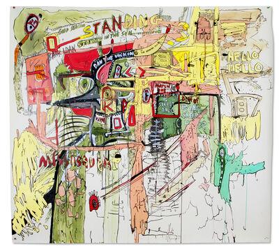 Jason McLean, 'Dan the Vicking', 2008