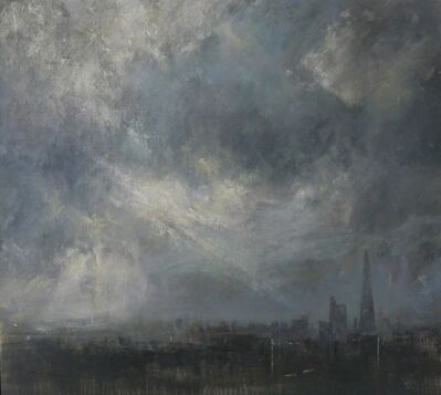Benjamin Warner, 'Breaking Light Over London Skyline', 2016