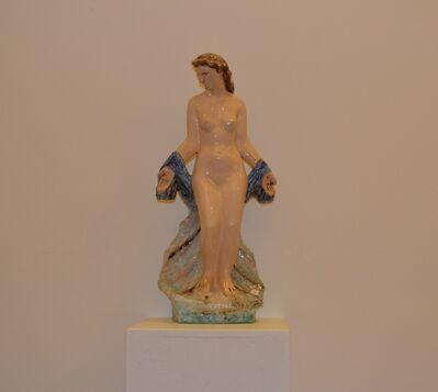 Édouard Cazaux, 'Ceramic Venus Sculpture, by Edouard Cazaux', 1940-1950