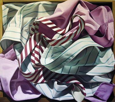 Alberto Magnani, 'Camicie nel cassetto', 2018