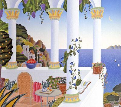 Thomas Mcknight, 'Amalfi Belvedere (Amalfi Coast)', 2000
