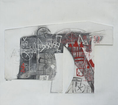 Adriano Piu, 'Assolo 15', 2009