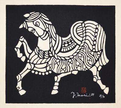 Yoshitoshi Mori, 'Secret Horse ', 1989