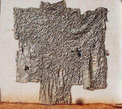 El Anatsui, 'Oases', 2014-2016