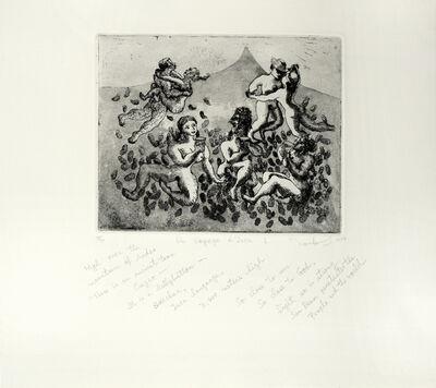 Noriko Shinohara, 'Un Voyage d' Inca I', 2004