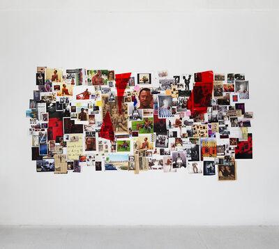 Lyle Ashton Harris, 'Appunti per L'Afro Barocco', 2015