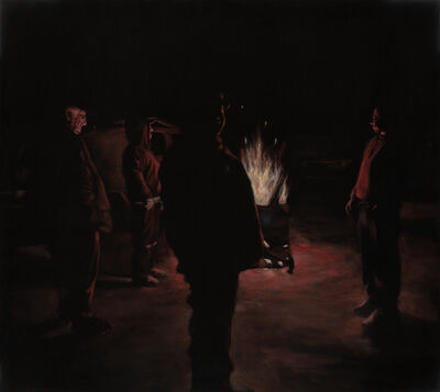 Tony Shore, 'At the Fire', 2006