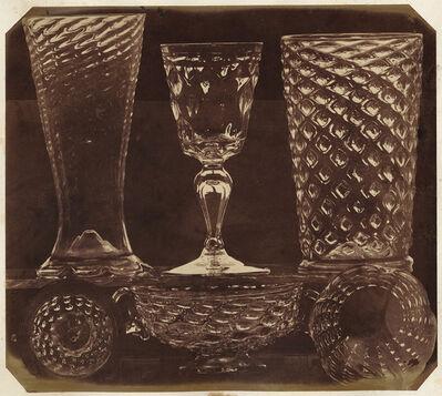 Johann Ludwig Belitski, 'Pattern Glassware', 1854/1854