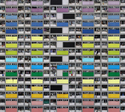 Michael Wolf, 'Architecture of Density #a99', 2007