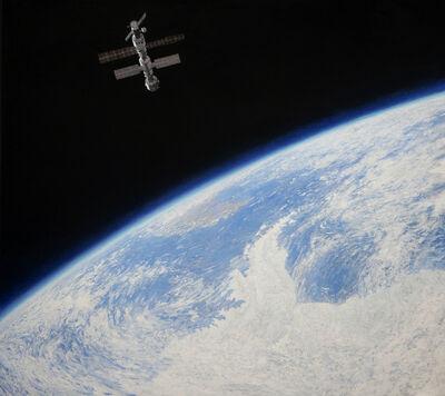 Guillermo Muñoz Vera, 'El Nuevo Mundo Según la NASA ', 2010