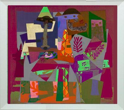 Wolfe von Lenkiewicz, 'The Three Musicians', 2015