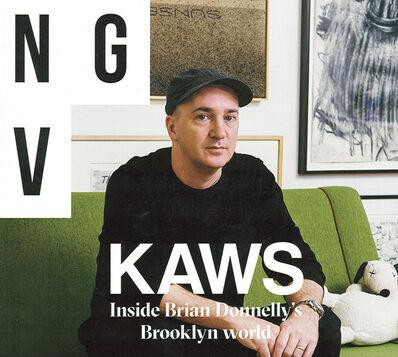 KAWS, 'KAWS NGV Magazine', 2019