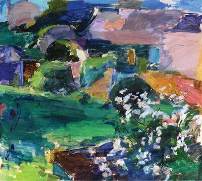 Henry Finkelstein, 'Walled Garden III'