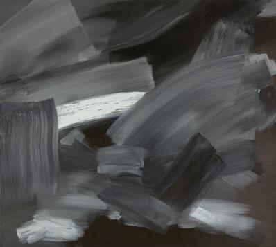 Elise Ansel, 'Naxos (monochrome)', 2017