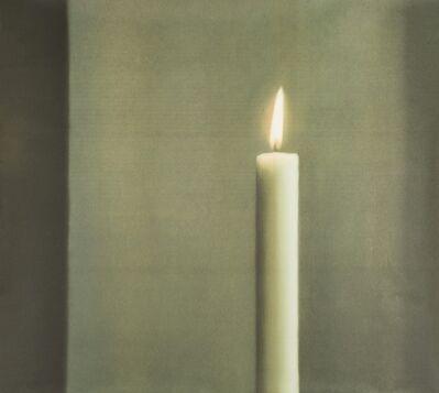 Gerhard Richter, 'Kerze I', 1988