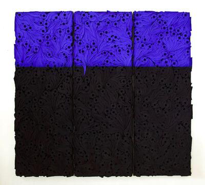 Jae Ko, 'JK2015 Ultramarine Blue with Black', 2020