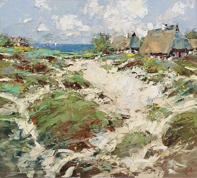 Frank Getty, 'Shoreline Cottages ', 2021