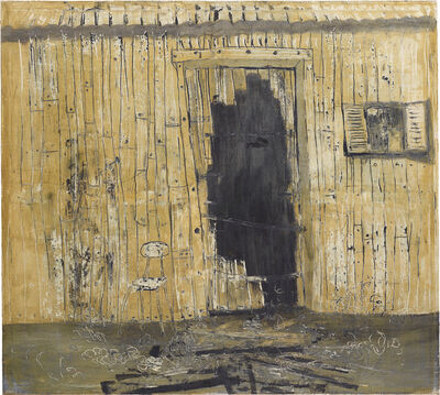 Norbert Schwontkowski, 'Eingang', 2002