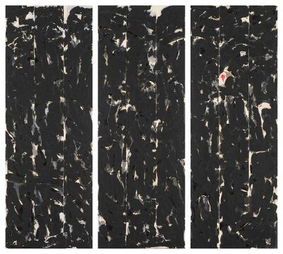 Mala Breuer, 'Sacred Heart Triptych (5.81)', 1981