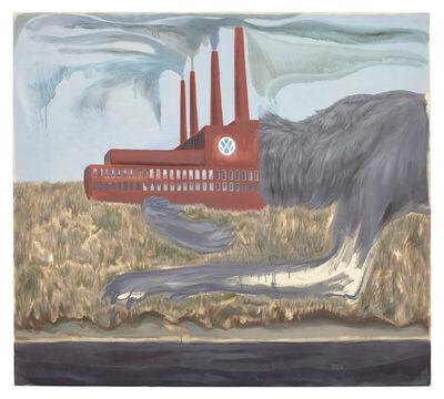 Lutz Braun, 'Wolfsburg', N/A