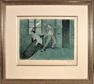 Jean Gabriel Domergue, 'Zeppelinade', 1915