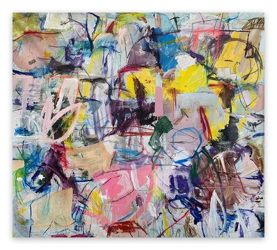 Yevhen Lisniak, 'Untitled21G (Abstract painting)', 2021