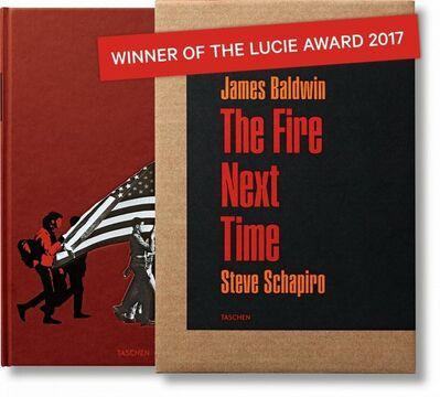 Steve Schapiro, 'James Baldwin. The Fire Next Time. Photographs by Steve Schapiro.', 2017