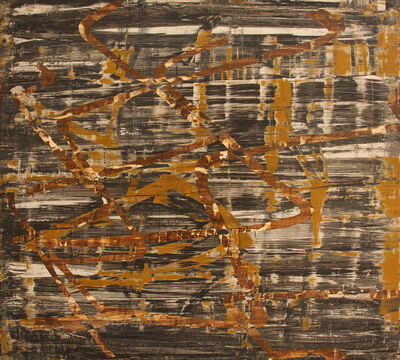 Ricardo Pinto, 'Tejido Caligrafía ', 2014