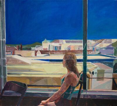 Hiroshi Sato, 'Rooftop View', 2021