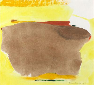 Helen Frankenthaler, 'New York X', 1972-1974