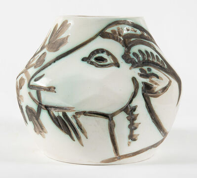 Pablo Picasso, 'Vase aux chèvres', 1952