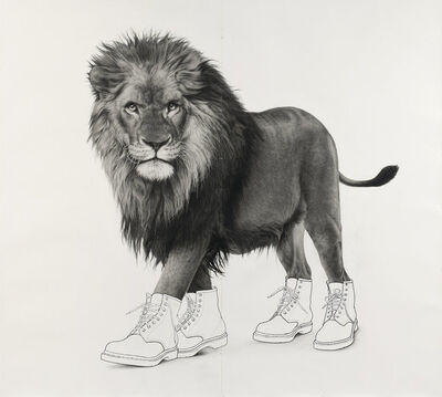 Karl Haendel, 'Lion 9', 2020