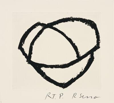 Richard Serra, 'Venice Notebook #3', 2002