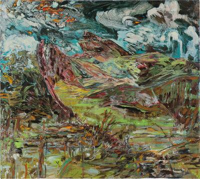 Hernan Bas, 'Fields Far Flung', 2008