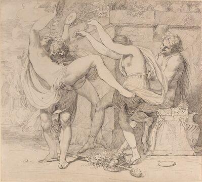 John Hamilton Mortimer, 'Bacchanal', 1770/1775