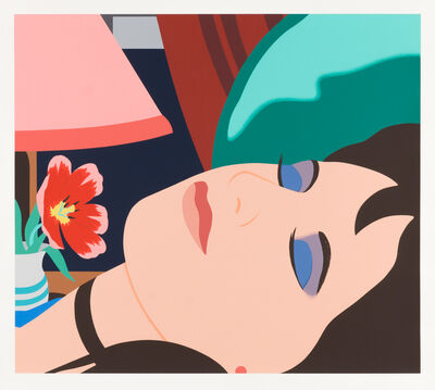 Tom Wesselmann, 'Cynthia in the Bedroom', 1982